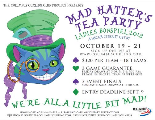 Mad Hatter poster small